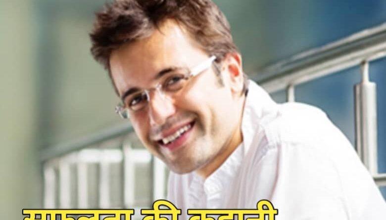 sandeep maheshwari success story in hindi