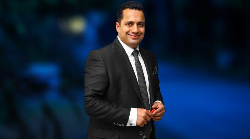 success story of dr. vivek vindra