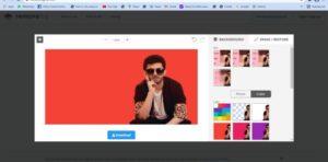 Photo Ka Background Kaise Hataye-Remove Photo Background In Hindi