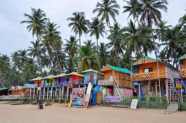 goa tourist places in hindi